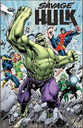 Savage Hulk Volume 1 The Man Within Hulk Reading Order