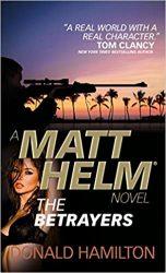 The Betrayers Matt Helm Books in Order