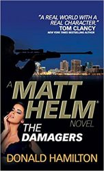 The Damagers Matt Helm Books in Order