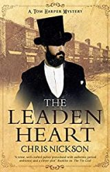 The Leaden Heart Tom Harper Books in Order