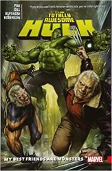 The Totally Awesome Hulk Vol. 4 My Best Friends are Monsters Hulk Reading Order