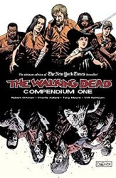 The Walking Dead by Robert Kirkman Reading Order Compendium Vol. 1