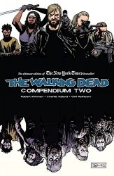The Walking Dead by Robert Kirkman Reading Order Compendium Vol. 2