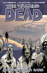 The Walking Dead by Robert Kirkman Reading Order Vol. 3 Safety Behind Bars