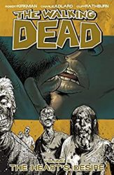 The Walking Dead by Robert Kirkman Reading Order Vol. 4 The Heart's Desire