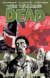 The Walking Dead by Robert Kirkman Reading Order Vol. 5 The Best Defense