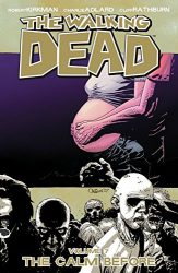The Walking Dead by Robert Kirkman Reading Order Vol. 7 The Calm Before
