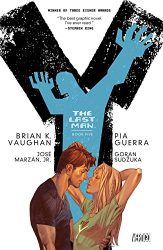 Y The Last Man Book Five by Brian K. Vaughan Comic Book Reading Order