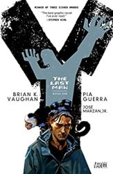 Y The Last Man Book One by Brian K. Vaughan Comic Book Reading Order