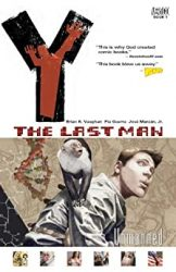 Y The Last Man, Vol. 1 Unmanned by Brian K. Vaughan Comic Book Reading Order