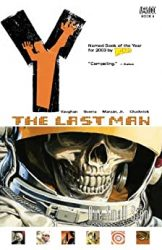 Y The Last Man, Vol. 3 One Small Step by Brian K. Vaughan Comic Book Reading Order