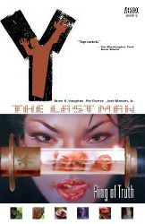 Y The Last Man, Vol. 5 Ring of Truth by Brian K. Vaughan Comic Book Reading Order