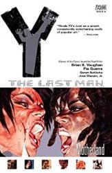 Y The Last Man, Vol. 9 Motherland by Brian K. Vaughan Comic Book Reading Order