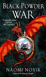 Black Powder War Temeraire series books in order