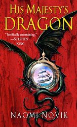 His Majesty's Dragon Temeraire series books in order