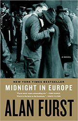 Midnight in Europe Night Soldiers Books in Order