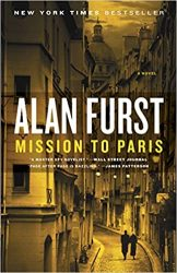 Mission to Paris Night Soldiers Books in Order