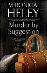 Murder by Suggestion Ellie Quicke Books in Order