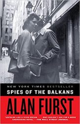 Spies of the Balkans Night Soldiers Books in Order