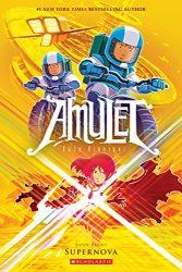 Supernova Book 8 Amulet book series in order