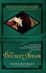 The Doublet Affair Ursula Blanchard Books in Order