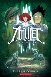 The Last Council Book 4 Amulet book series in order