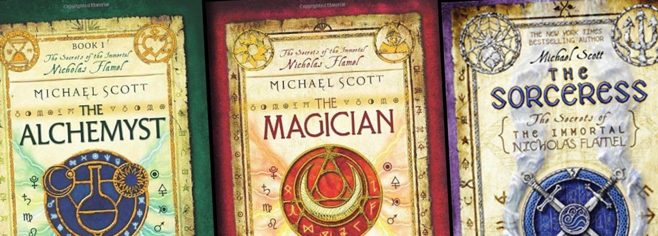 The Secrets of the Immortal Nicholas Flamel Books in Order