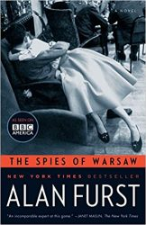 The Spies of Warsaw Night Soldiers Books in Order