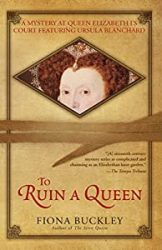To Ruin a Queen Ursula Blanchard Books in Order