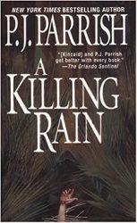 A Killing Rain Louis Kincaid Books in order