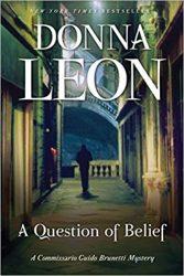 A Question of Belief Guido Brunetti Books in Order