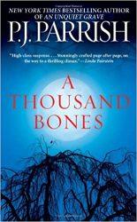 A Thousand Bones Louis Kincaid Books in order