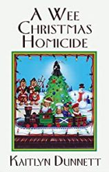 A Wee Christmas Homicide Liss MacCrimmon Books in Order