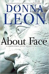 About Face Guido Brunetti Books in Order