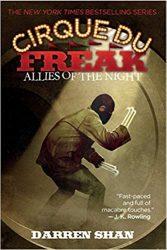 Allies of the Night Cirque Du Freak Books in Order