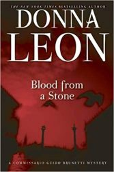 Blood from a Stone Guido Brunetti Books in Order