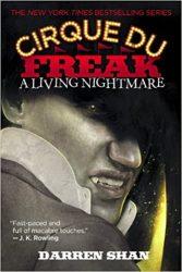 Cirque du Freak A Living Nightmare Cirque Du Freak Books in Order
