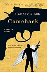 Comeback Parker Books in Order