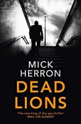 Dead Lions Slough House Jackson Lamb Books in Order