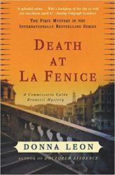 Death at La Fenice Guido Brunetti Books in Order