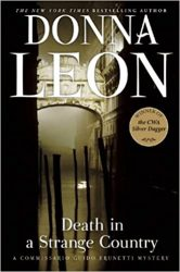 Death in a Strange Country Guido Brunetti Books in Order