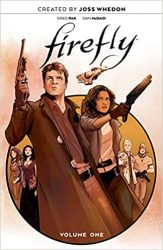 Firefly The Unification War Vol. 1 - Firefly Serenity Timeline or Chronological ReadingWatch Order