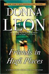 Friends in High Places Guido Brunetti Books in Order