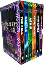 Garth Nix The Seventh Tower Collection 6 Books Set Titles in the Set Aenir, Castle, The Fall, Into Battle, Above the Veil, The Violet Keystone