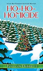 Ho-Ho-Homicide Liss MacCrimmon Books in Order