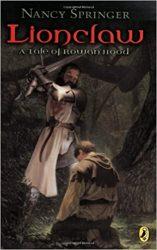 Lionclaw Tale of Rowan Hood - Tales of Rowan Hood Book Series in Order by Nancy Springer