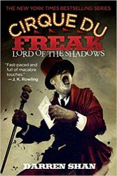 Lord of the Shadows Cirque Du Freak Books in Order