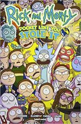 Rick and Morty Pocket Like You Stole It Rick and Morty Comics Reading Order