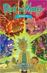 Rick and Morty Presents Vol. 1 Rick and Morty Comics Reading Order