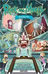 Rick and Morty Presents Vol. 2 Rick and Morty Comics Reading Order
